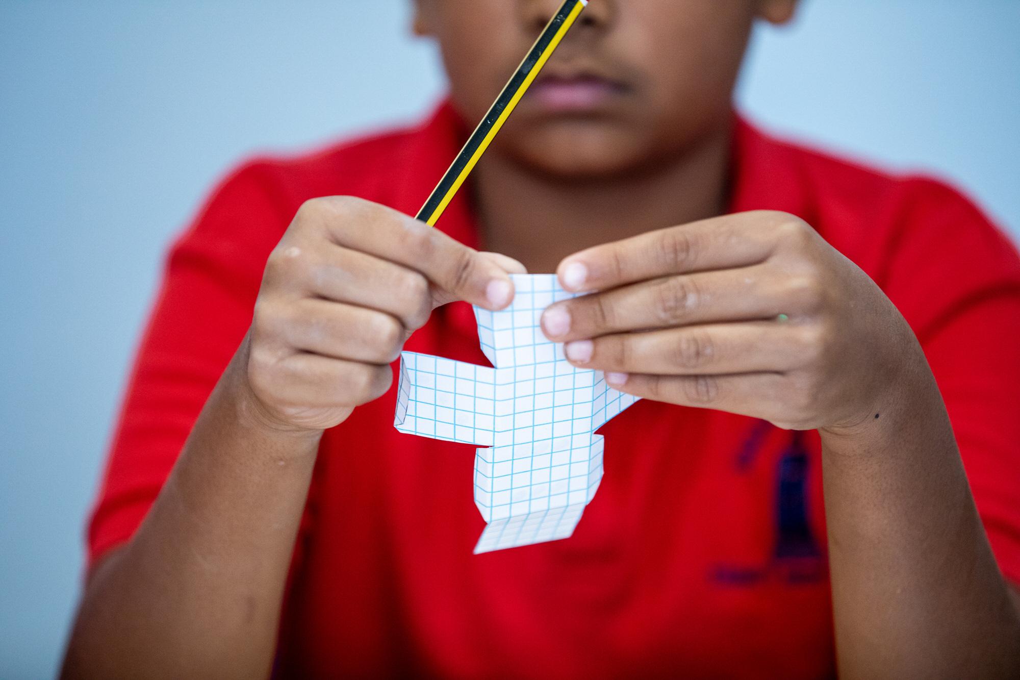 a maths lesson, , photographed by Hertfordshire school photographer Alannah Hebbert