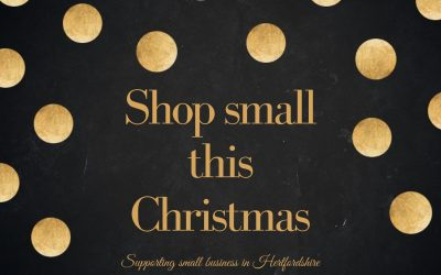 Shop local this Christmas – Hertfordshire small businesses